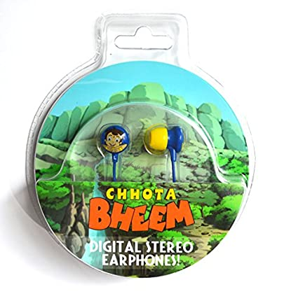 Chhota Bheem In Ear Headphones