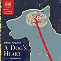Bulgakov: A Dog's Heart Audiobook by Mikhail Bulgakov Narrated by Roy McMillan