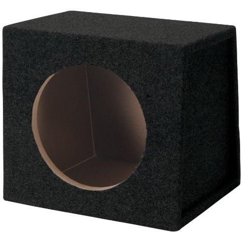 "Goldwood Tr10S 10"" Single Sealed Truck Box Speaker Cabinet"