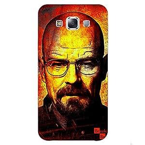 Jugaaduu Breaking Bad Heisenberg Back Cover Case For Samsung Galaxy A7