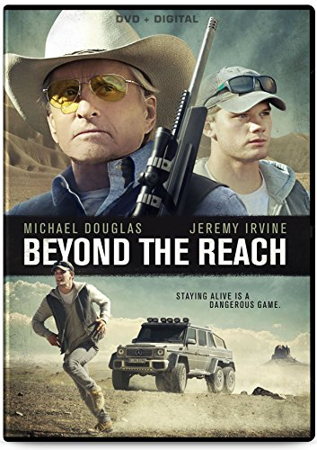 Beyond The Reach DVD Cover (2015) R1