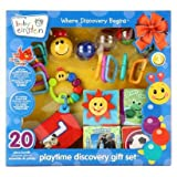Baby Einstein 20-Piece Playtime Discovery Holiday Gift Set