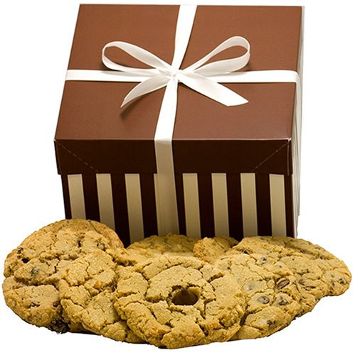 NANAs GOURMET COOKIE SAMPLER - 2.25 Pounds of JUMBO COOKIES! Available in CHRISTMAS, HANUKKAH, BIRTHDAY All-Occasion Themes.