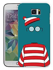 "Humor Gang Nerdy Guy Minimal Printed Designer Mobile Back Cover For ""Samsung Galaxy Note 5"" (3D, Matte, Premium Quality Snap On Case)"
