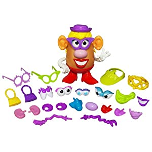 Playskool Mrs. Potato Head Silly Suitcase Set