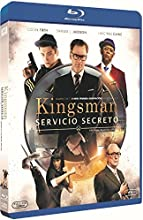 Kingsman. Servicio secreto [Blu-ray]