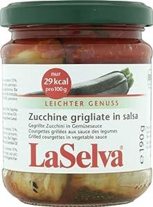 Gegrillte Zucchini in Gemüsesauce Bio Antipasti