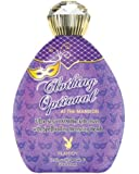 Playboy CLOTHING OPTIONAL Ultra Sexy Black Bronzer with a Touch of Shimmer