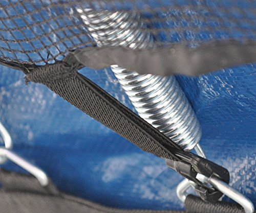 20 Stück Tramolin Ersatzteil Trampolin Federn Stahlfeder verzinkt 178 mm Ersatzfeder(20 Stücke 178 mm Ersatzfeder) -