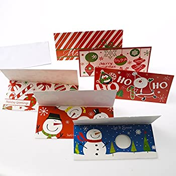 Christmas Money/Gift Card Holders