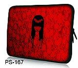 Red Skull Girl Neoprene 16