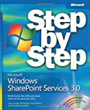 img - for Microsoft  Windows  SharePoint  Services 3.0 Step by Step (Step By Step (Microsoft)) book / textbook / text book