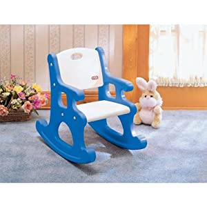 Little Tikes Plastic Rocking Chair