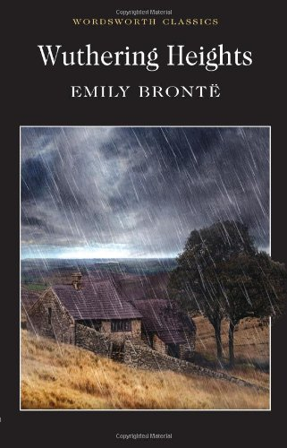 Wuthering Heights  Wordsworth Original Wuthering Heights Book