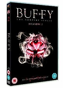Buffy the Vampire Slayer - Season 2 (New Packaging) [DVD]