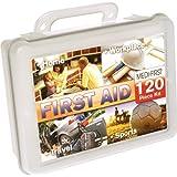 Medique 40120 Multi-Purpose First Aid Kit, 120-Piece
