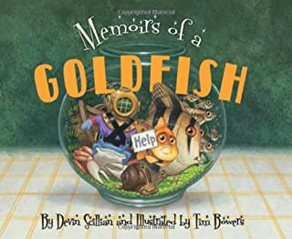 Book Cover: Memoirs of a goldfish