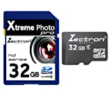 NEW 32GB Micro SDHC Class 4 Speed SD SDHC MEMORY CARD FOR Panasonic Lumix DMC-TZ7