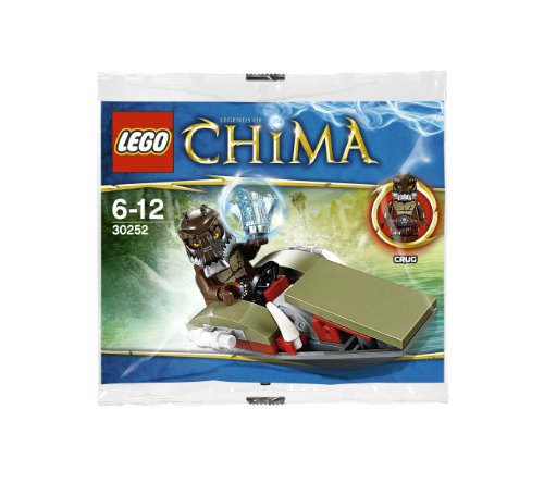 LEGO Legends of Chima: Crug's Swamp Jet Set 30252 (Bagged)