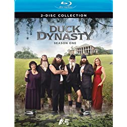 Duck Dynasty Season 1 Blu-ray
