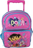 Dora 12 Toddler Rolling Backpack