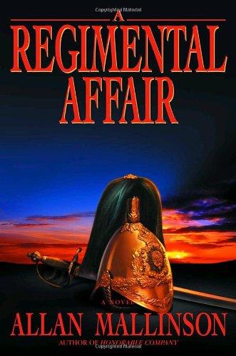 A Regimental Affair (Matthew Hervey, #3)