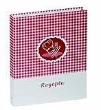 Pagna 31317-15 Classeur A4 4 anneaux pour recettes plastifié avec registres 4 volets en carton motif toque (Import Allemagne)...