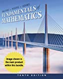img - for Bundle: Cengage Advantage Books: Fundamentals of Mathematics, 10th + Enhanced WebAssign with eBook LOE Printed Access Card for One-Term Math and Science book / textbook / text book