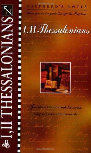 Shepherd's Notes: I & II Thessalonians