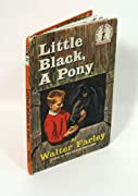 Little Black, A Pony (Black Stallion Literacy Project) by Walter Farley cover image