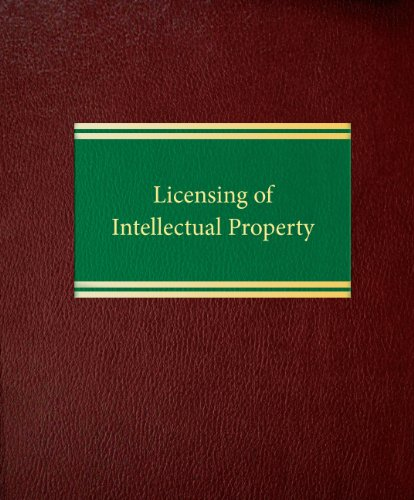 Intellectual Property Lawyer: ^-^Read Online: Licensing Of Intellectual Property