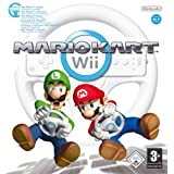 Mario Kart Wii (inkl. Wii Wheel - Lenkrad)von &#34;Nintendo&#34;