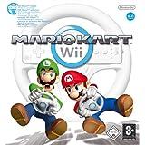 "Mario Kart Wii (inkl. Wii Wheel - Lenkrad)von ""Nintendo"""