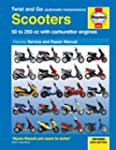 Twist and Go: SCOOTERS 50cc to 250cc...