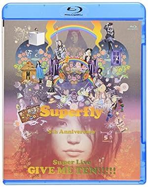 GIVE ME TEN! ! ! ! ! (初回限定盤)(Blu-ray)
