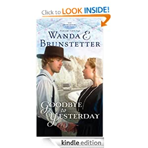 Goodbye to Yesterday: Part 1 (The Discovery - A Lancaster County Saga)