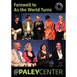 Farewell to As the World Turns: Cast & Creators Live at the Paley Center