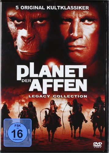Planet der Affen - Legacy Collection [6 DVDs]