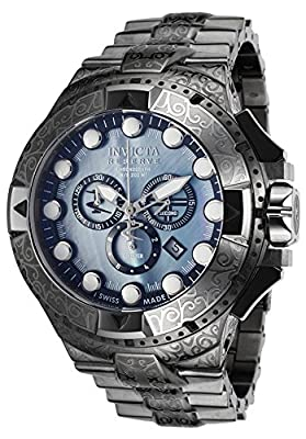 Invicta Men's 17864 Excursion Gunmetal Ion-Plated Stainless Steel Watch
