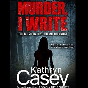 Murder, I Write Audiobook