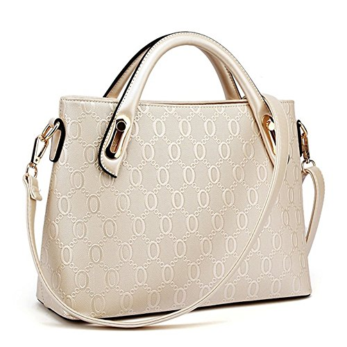 LadyHouse Delicate Fashion South Korea Knurling High Grade Leisure Lady Handbag