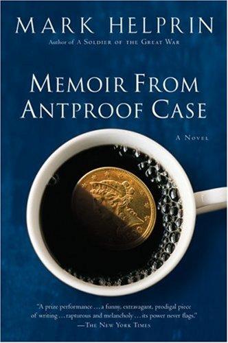 Memoir From Antproof Case