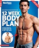 Book - Men's Fitness 12 Week Body Plan MagBook (Mens Health)