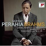 Brahms: Handel Variations, Op. 24 / Rhapsodies, Op. 79 / Piano Pieces, Opp. 118 & 119