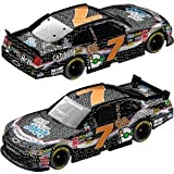 NASCAR Danica Patrick #7 GoDaddy Honoring our Heroes Nationwide Series 1/64 Kids Hardtop Car 2011