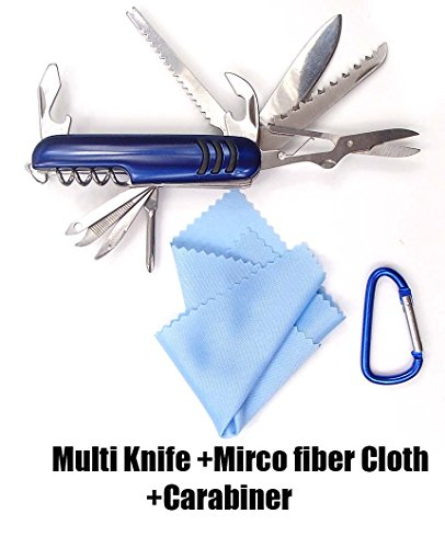 Multi Function Pocket Knife