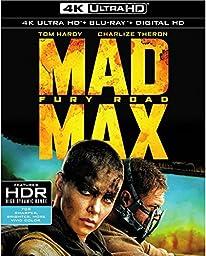 Mad Max: Fury Road [4K Ultra HD + Blu-ray + Digital HD]