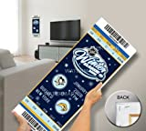 2008 NHL Winter Classic Commemorative Mega Ticket - Pittsburgh Penguins at Amazon.com