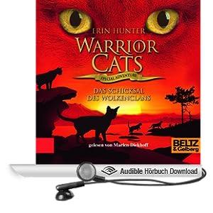 Das Schicksal des WolkenClans (Warrior Cats - Special Adventure 3)