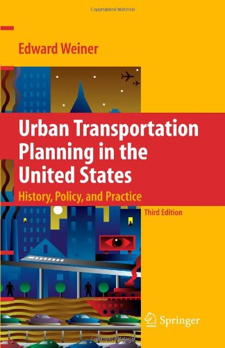 Urban Transportation Planning in the United States: History, Policy, and Practice PDF